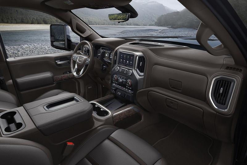 GMC Sierra HD Denali 2020 модельного года