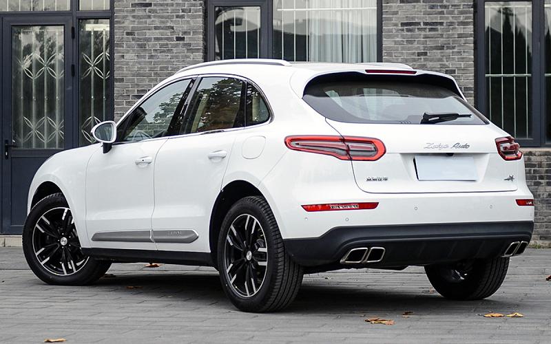 Копия Porsche: стоит ли покупать Zotye SR9 или нет?