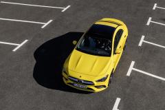 Mercedes-Benz AMG CLA 35 2020 года