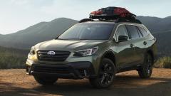 Subaru Outback в версии 2020 года
