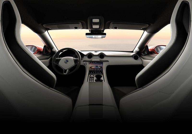 Karma Revero GT в версии 2020 года