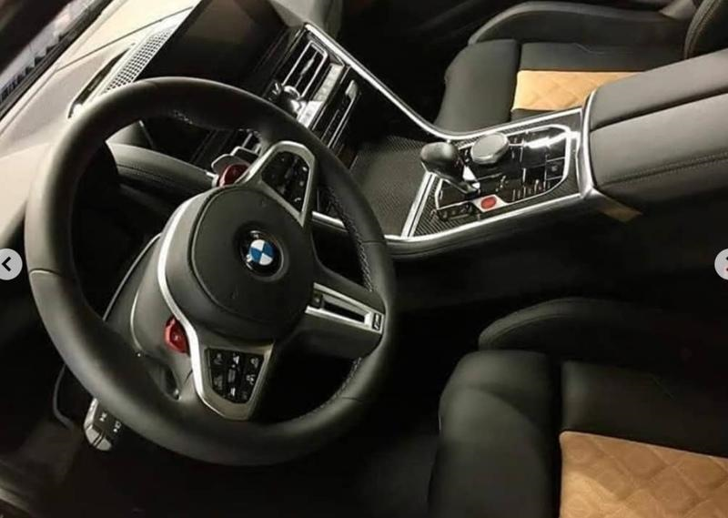 BMW M8 в версии 2019 года