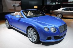 Bentley Continental GTC 2014