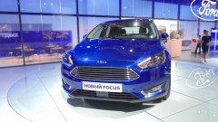 Ford Focus хэтчбэк 2015