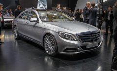 Mercedes-Maybach S-Class 2015