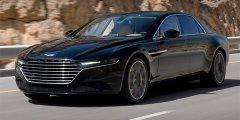 Aston Martin Lagonda Taraf 2015