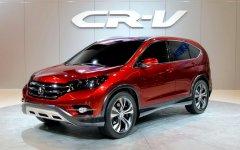 Honda CR-V  2015 рестайлинг