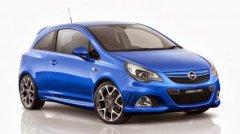 Opel рассекречивает свою  новую Corsa OPC