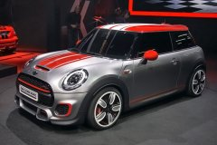 New Mini Cooper John Cooper Works