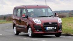 Fiat Doblo – новый обновленный компактвэн