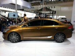 Suzuki Alivio 2016 — Россияне скоро опробуют новый японский седан