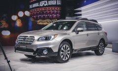 Кроссовер Subaru Outback модельного ряда 2015 года: чем будет удивлять японский концерн