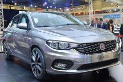 Новый автомобиль Fiat Aegea