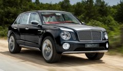 Новый Bentley Bentayga suv 2016