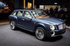 Новинка от Bentley