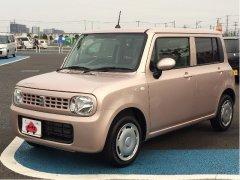 Новый компактный автомобиль Suzuki Alto Lapin