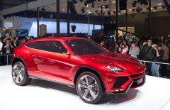 Новый Lamborghini URUS
