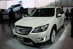 Subaru Crossover 7 – новый внедорожник японской компании