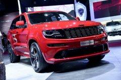Новая модификация Jeep Grand Cherokee