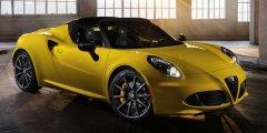 Alfa Romeo 4C Spider 2015 – спортивный компакт для души!
