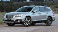 Subaru Outback в модификации 2015 года