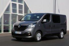 Renault Trafic 2015 – коммерческий трансформер новой генерации