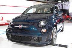 Обновленный Fiat 500