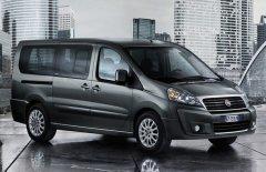 В продаже появился Fiat Scudo 2015