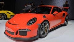 Новый Porsche GT3 RS с кузовом 911, 2016 – 2017 года выпуска стал еще быстрее и лучше