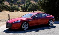 Презентован обновленный Aston Martin Rapide S 2015