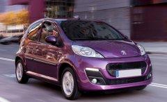 Представляем Peugeot 107 : элегантная и экономная француженка!