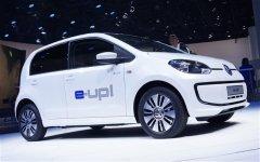 Новый Volkswagen e-Up