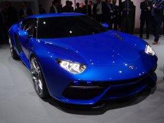 Итальянцы презентовали новый концепт Lamborghini Asterion LPI910-4