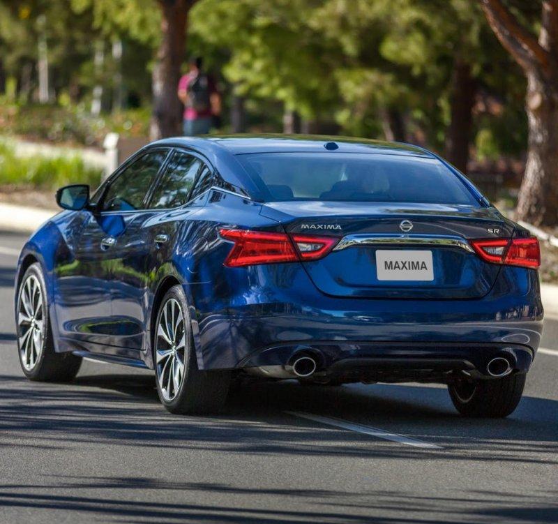 E320 Mercedes Platinum: Nissan Maxima 8 2016: экстерьер, интерьер, комплектация