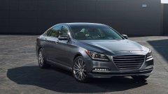 Hyundai Genesis G90 2016