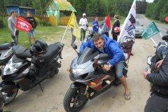 инструктор по вождению мотоцикла