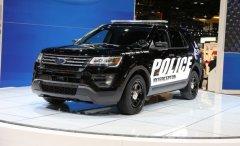 Полиция США обзавелась специальным внедорожником от Ford