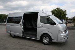 Преимущество аренды микроавтобуса в Санкт-Петербурге