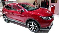 В Санкт-Петербурге началось производство Nissan Qashqai