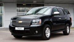 Производство Chevrolet Tahoe вскоре начнется в Белоруссии