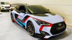 Первый опыт Hyundai N Performance