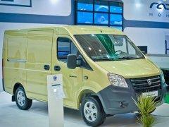 Группа ГАЗ представила новые версии семейства Next