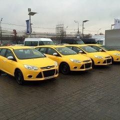 Ситуация на рынке такси Москвы