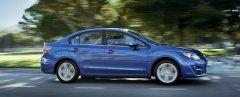 Новая Subaru Impreza седан. Красота спасет мир!