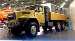 Урал-Next - марка российских грузовиков поставлена на конвейерное производство