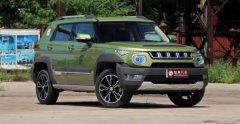 Продажи паркетника Beijing BJ20 начнутся в октябре