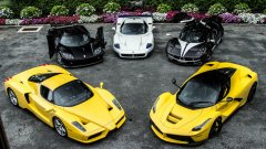 Supercars, Concept, Exotic and Luxury Cars