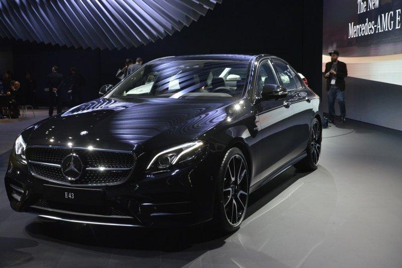 Mercedes benz amg e43 2017 for 2017 mercedes benz e43 amg