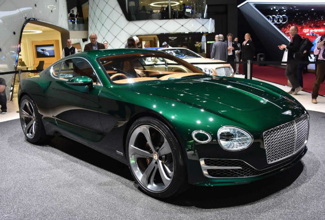bentley continental gt 2017. Black Bedroom Furniture Sets. Home Design Ideas