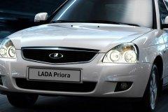Классический седан Lada Priora в 2017 году получит несколько улучшений